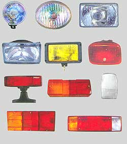Head Lamps and Auto Lights